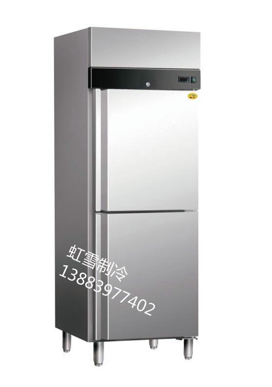 双门不锈钢厨房柜