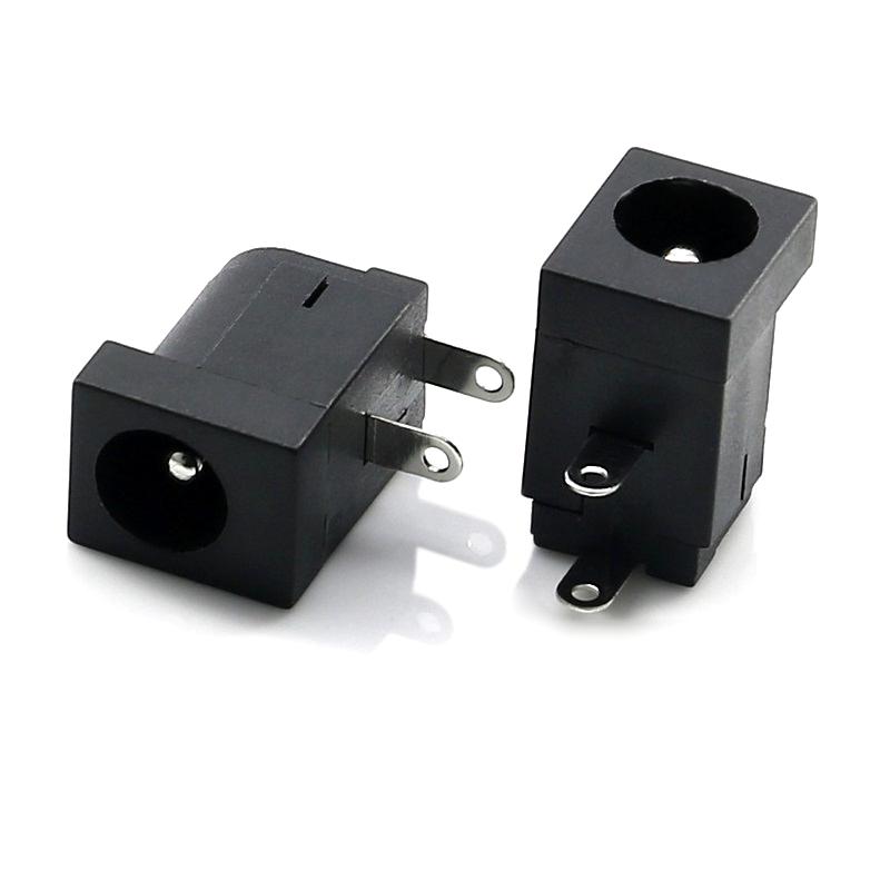 DC005-2PФ2.0/2.5 6.3(14*9*11)DC电源插座