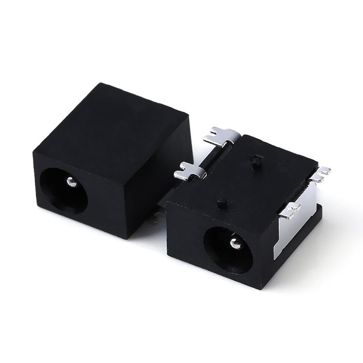 DC033Ф1.3 3.9(9.3*8*5.3)贴片DC电源插座