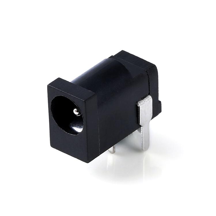 DC002Ф1.3 4.1(11.4*5*7.4)DC电源插座