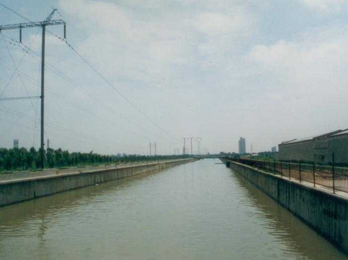 佛山市城南排澇主干渠工程