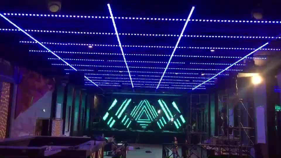 DMX LED Dot Lighting