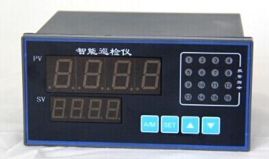 XMDA731192B智能8点巡回显示调节仪表