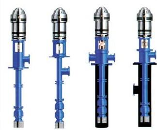 RJC 型系列冷热水长轴深井泵