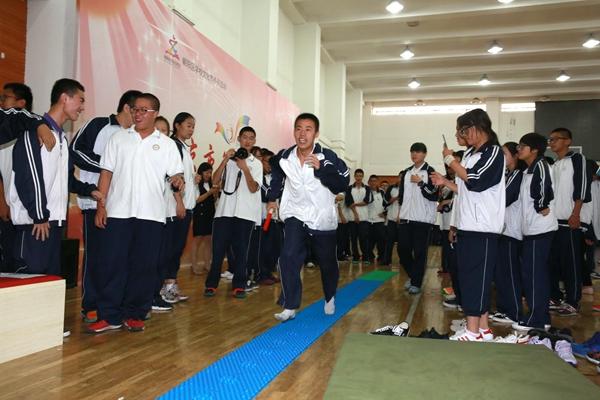 北京十七中学开展第七届心理周活动