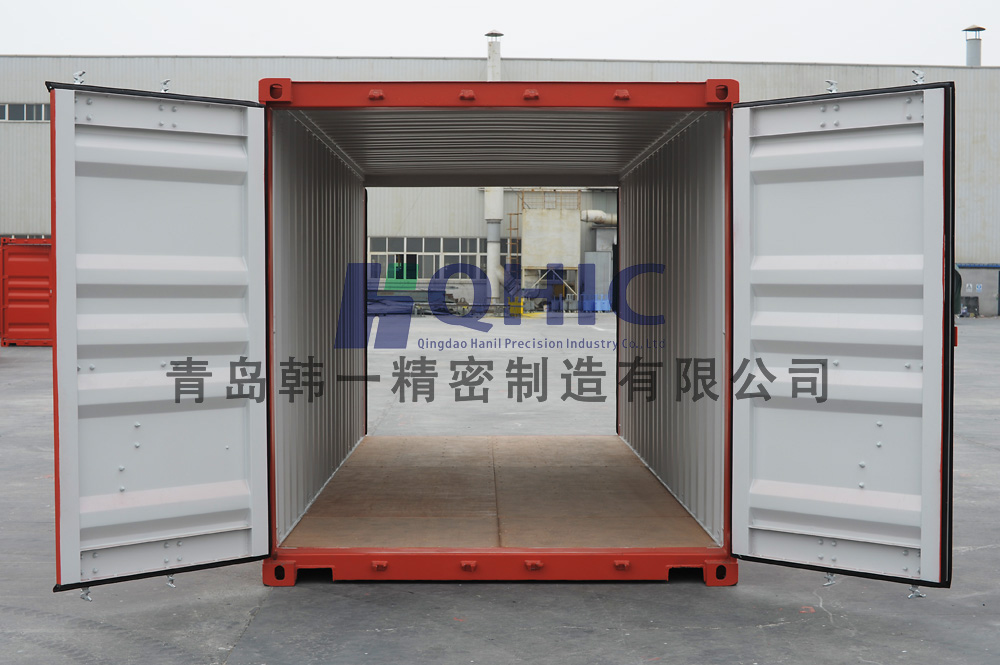 20FT Both End Door Container