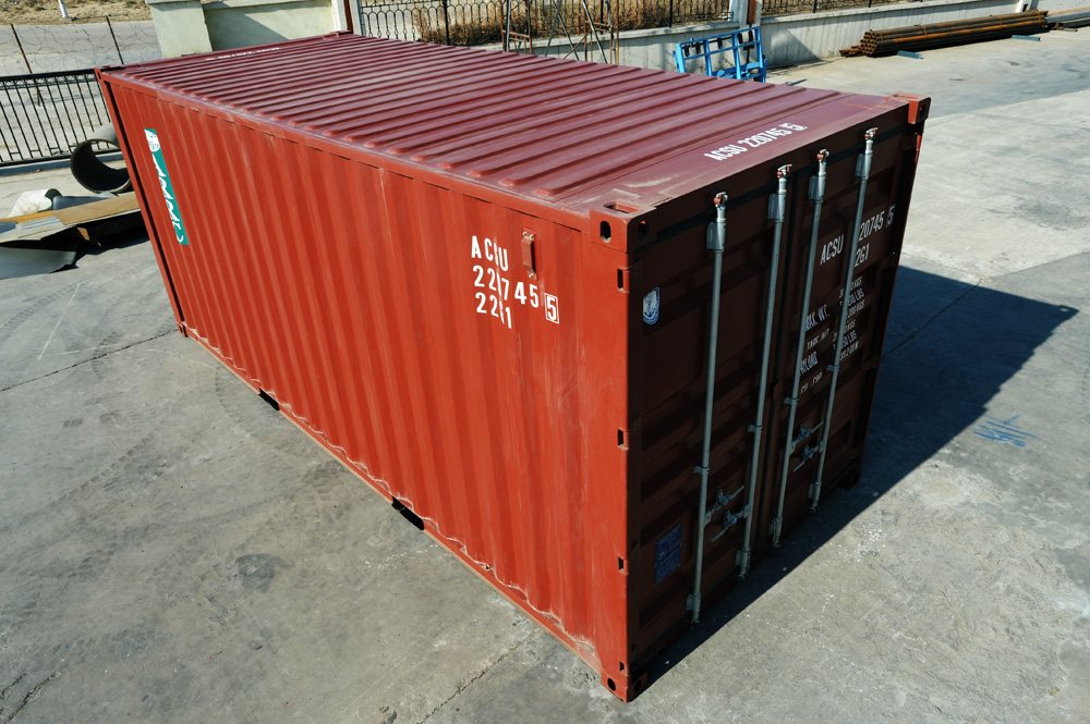 20FT Dry Cargo Container