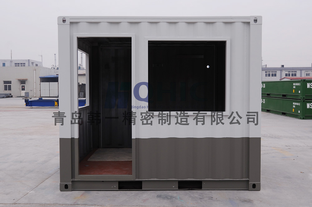 10-20FT Open top container( DNV 2.7-1 for offshore)