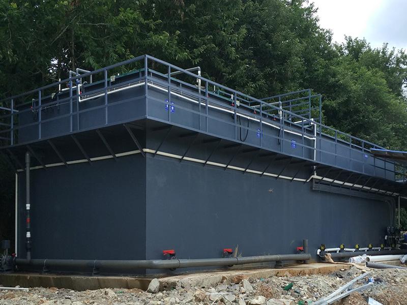 一体化选矿废水处理设备