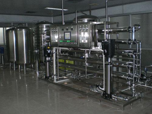 医药用纯化水系统GMP标准