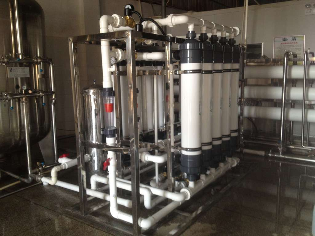 UF超滤矿泉水系统