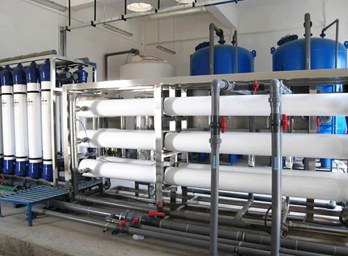 中水-回用水系统