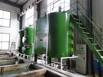 磷化废水处理系统