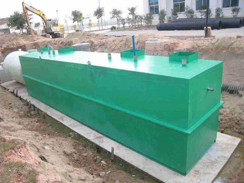 一体化养殖废水处理设备