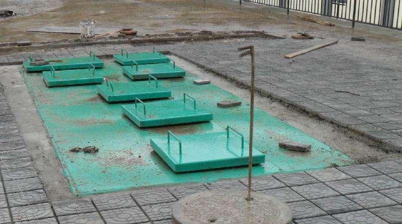 加油站废水处理设备