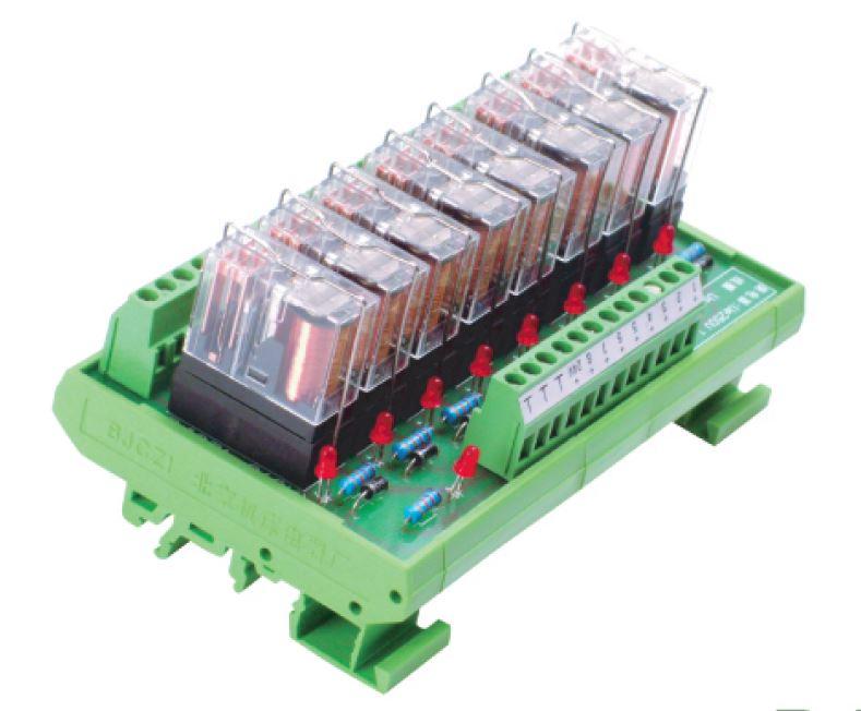 BJCZ1系列繼電器組合模塊