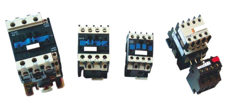 CJX2(LC1-d)系列交流接触器