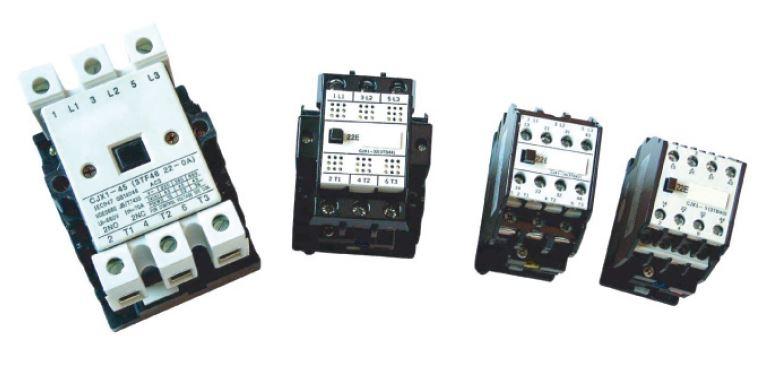 CJX1(3TB,3TF)交流接触器