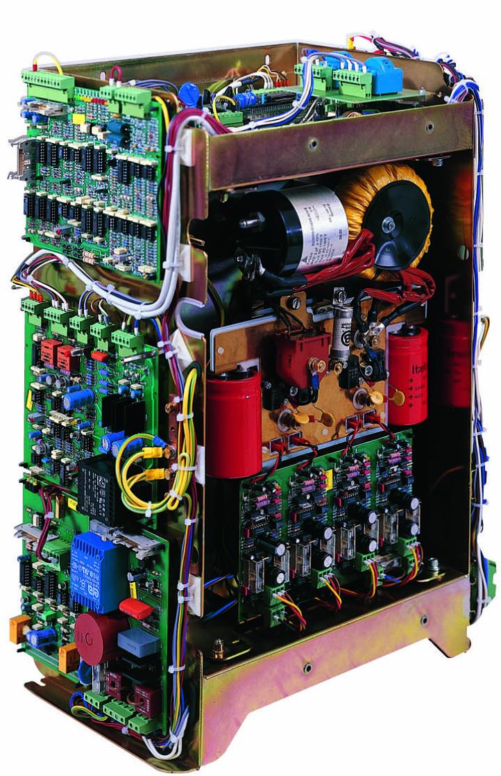 30kW/100kHz摄影用发生器控制器