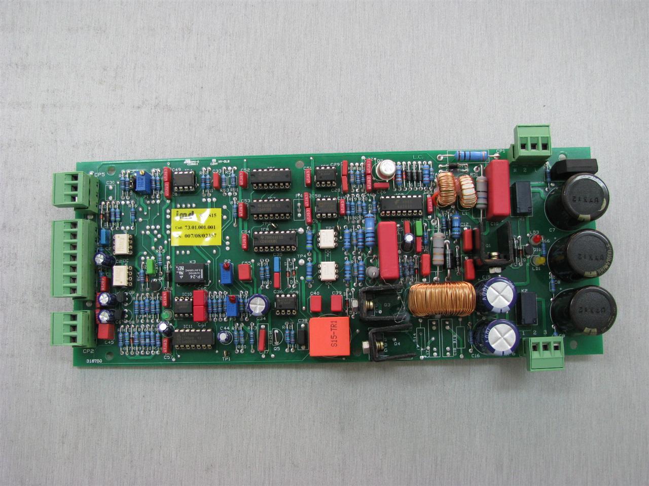 S15灯丝板