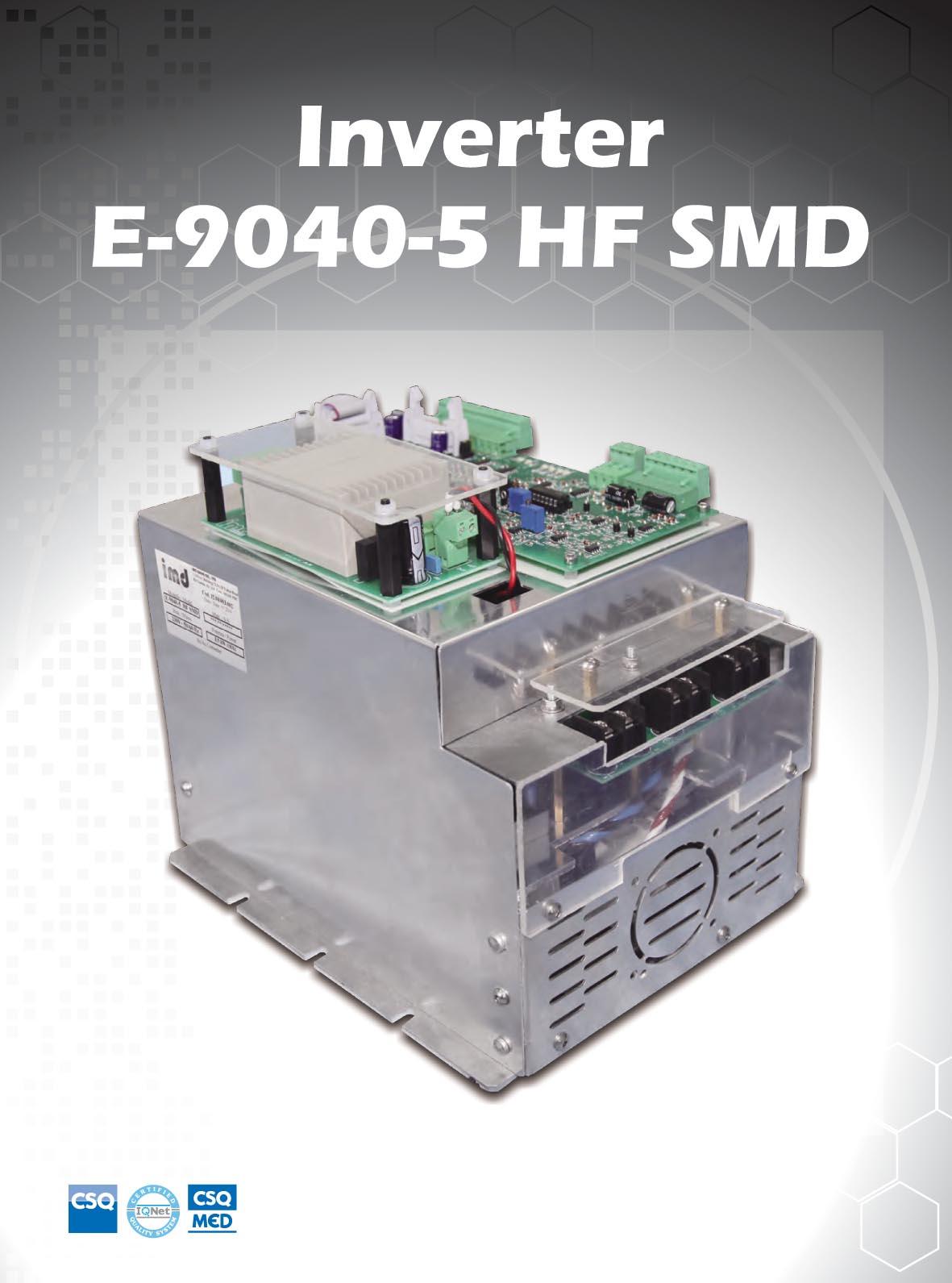 E-9040-5 HF SMD