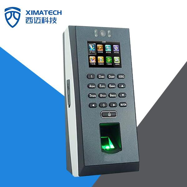 智能门禁指纹IC卡一体机