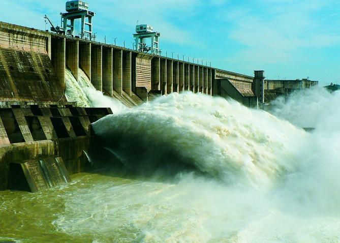 水库勘测设计及施工