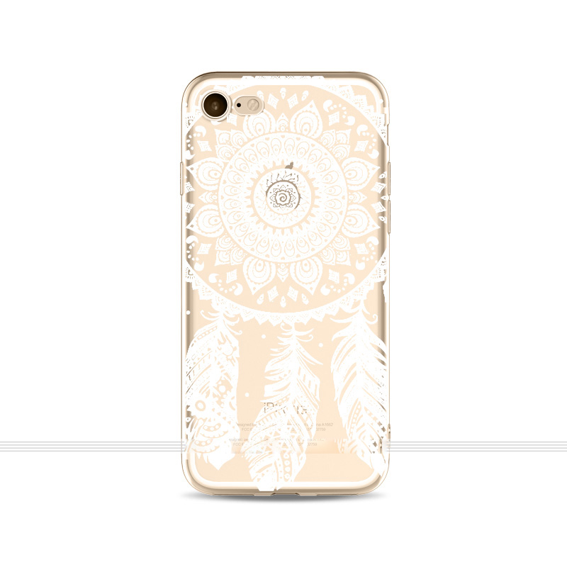 Painted mobile phone shell Apple phone protection shell for iphone-2