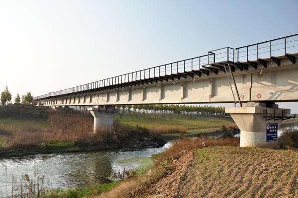 河南禹亳铁路BXYB-3标项目