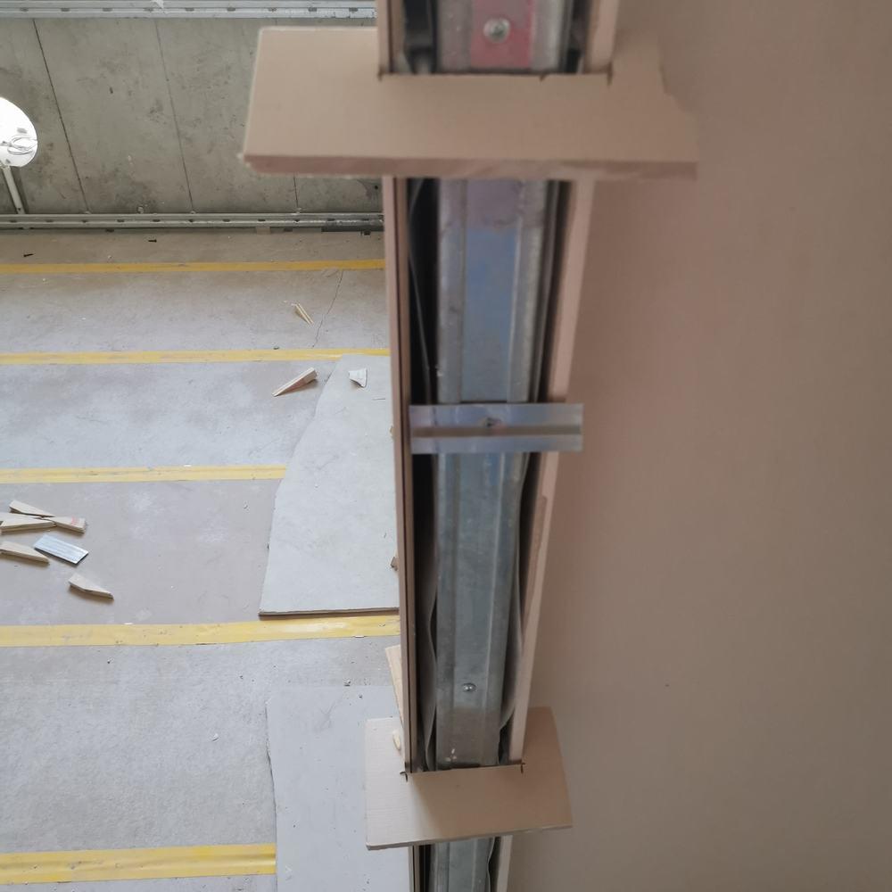 室内墙面装配式装饰装修主材--无石棉硅酸钙板