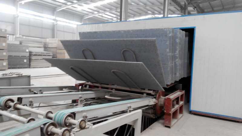 高密度纤维水泥压力板生产厂家,报施工