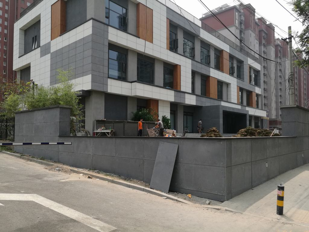 北京轻钢龙骨外墙挂板干挂施工