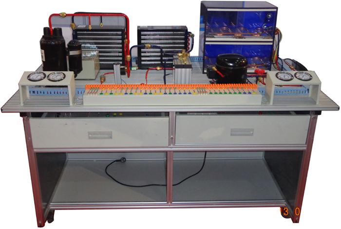 JYJD-218制冷制热实训考核鉴定设备