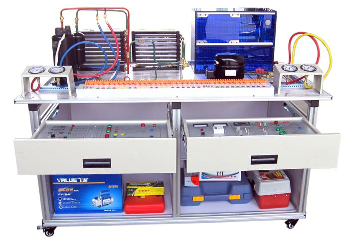 JY-9200H现代制冷与空调系统实训考核装置