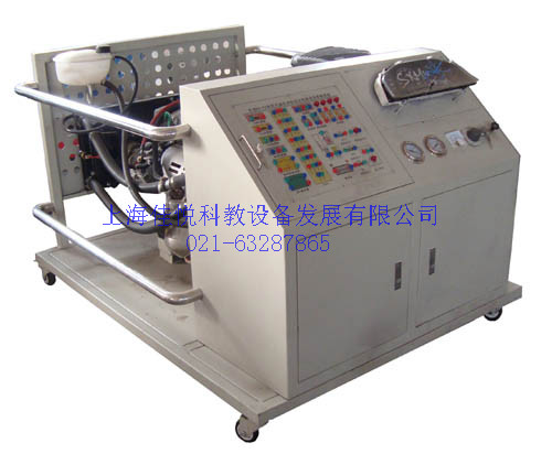 捷达SDI电控柴油发动机实训台,实验台
