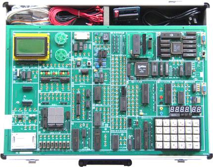 开放型单片机•微机实验开发系统
