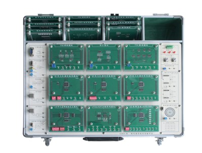 现代通信技术实验平台(高端型)