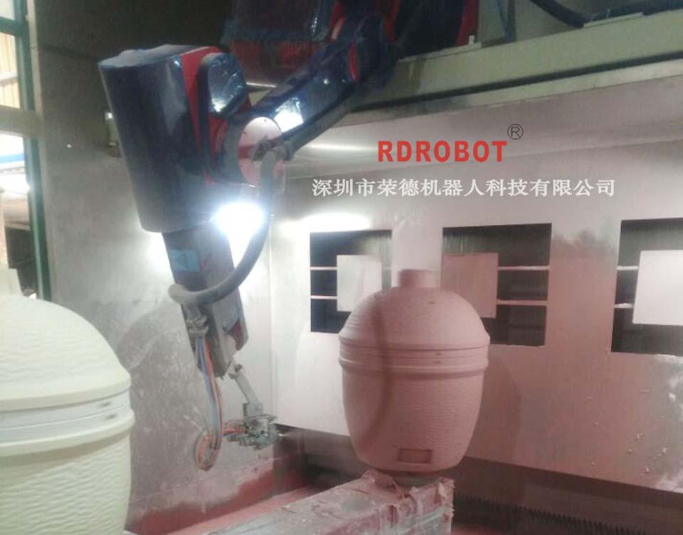 陶瓷喷涂机器人