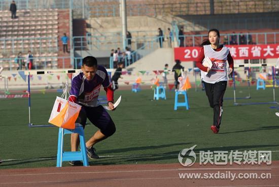 2013年陕西省大学生定向越野比赛在西安理工大学落下帷幕【3】