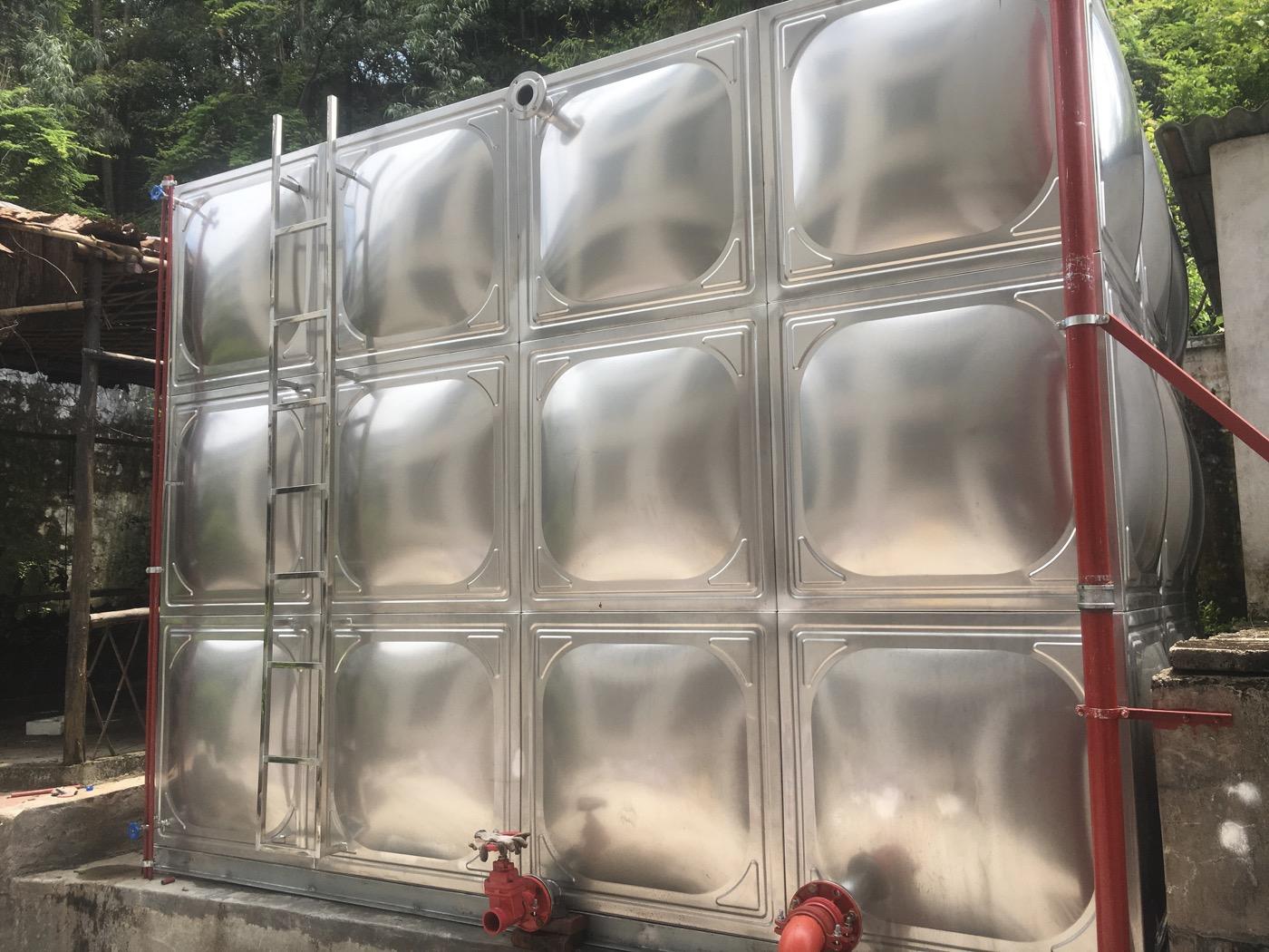 珠海不锈钢水箱安装