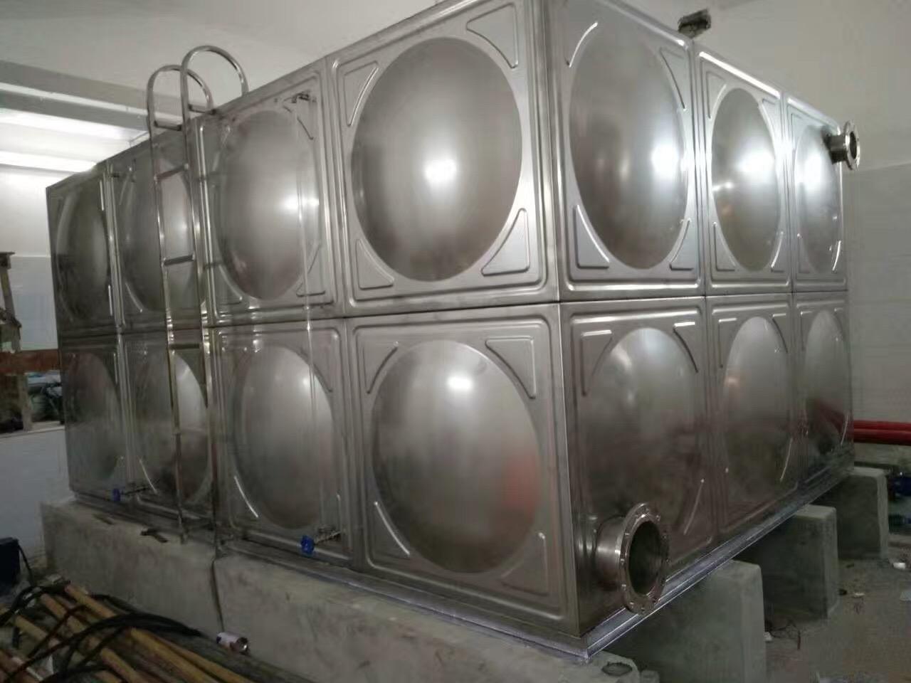 惠州不锈钢水箱的焊接介绍