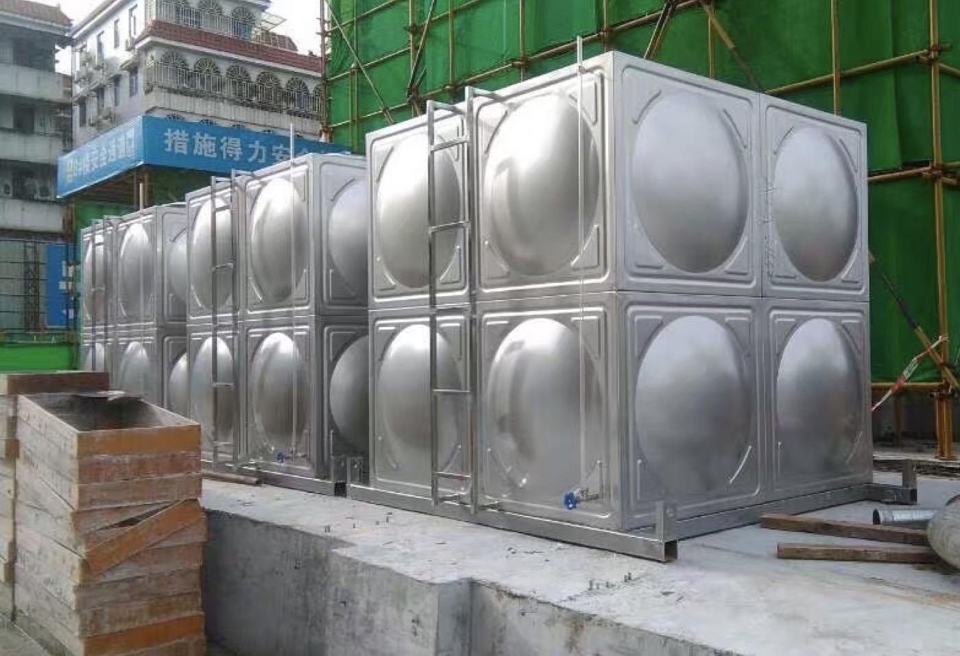 珠海食品级不锈钢水箱