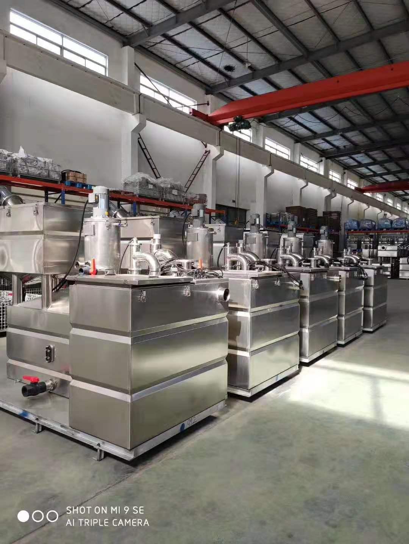 不锈钢隔油池-厨房隔油提升一体化设备制造有限公司