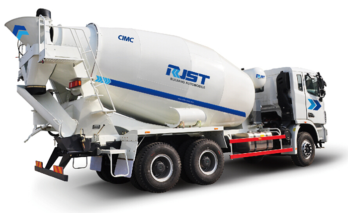 Diesel Mixer De Concreto