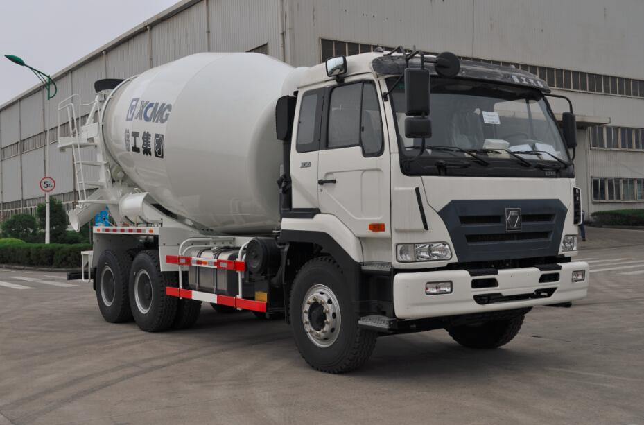 XCMG Diesel Mixer De Concreto