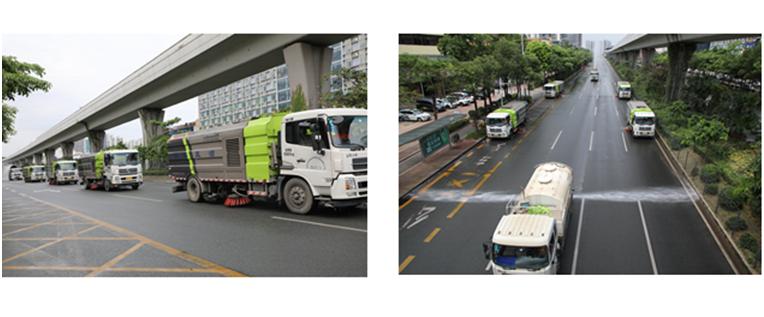 龙岗区龙城街道清扫清运及转运站管理项目