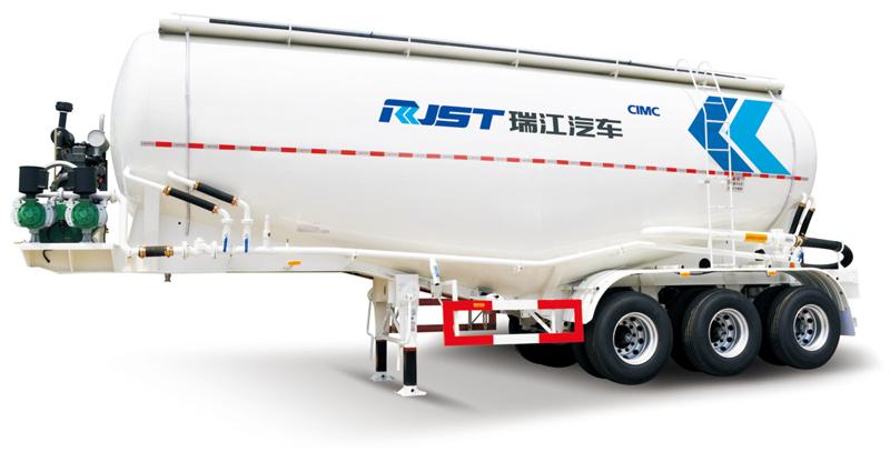 Легковесная цистерна для перевозки сыпучных материалов