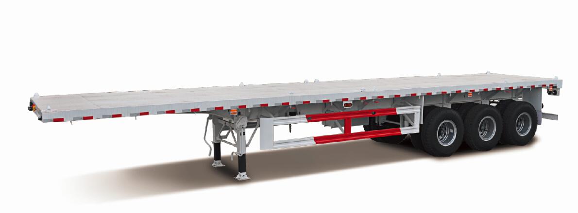 40 футов грузовик c бортовой платформой