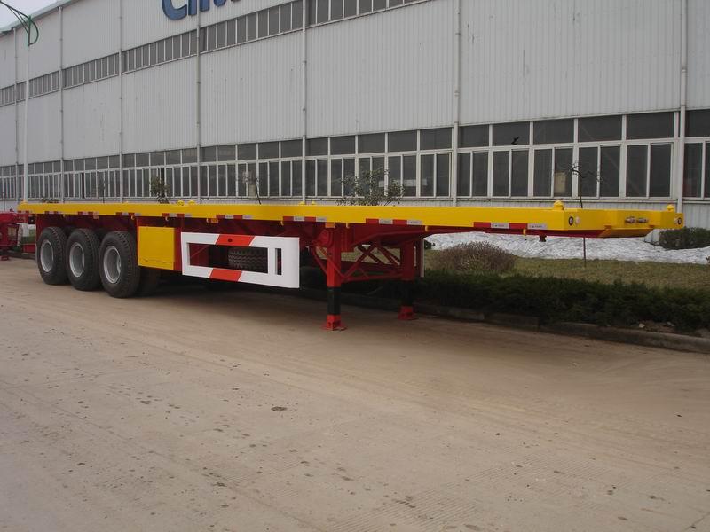 40 футов легкий грузовик c бортовой платформой