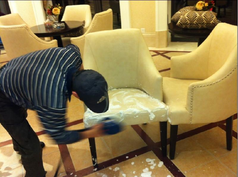 沙发清洗3